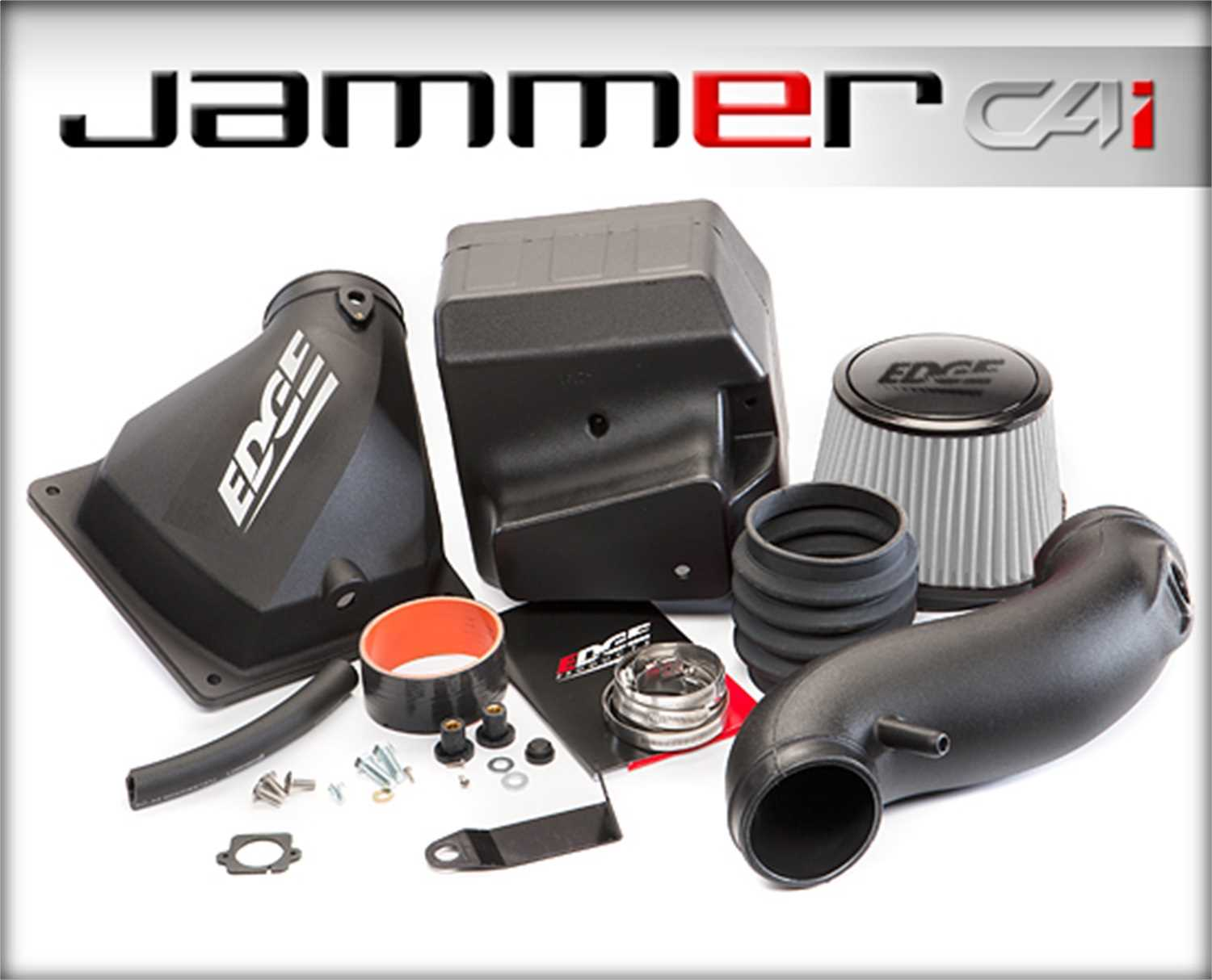 38180-D Edge Products Jammer Cold Air Intake