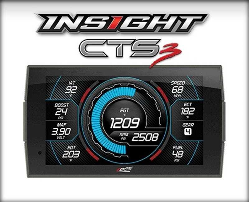 Insight CTS3 Digital Gauge Monitor 84130-3