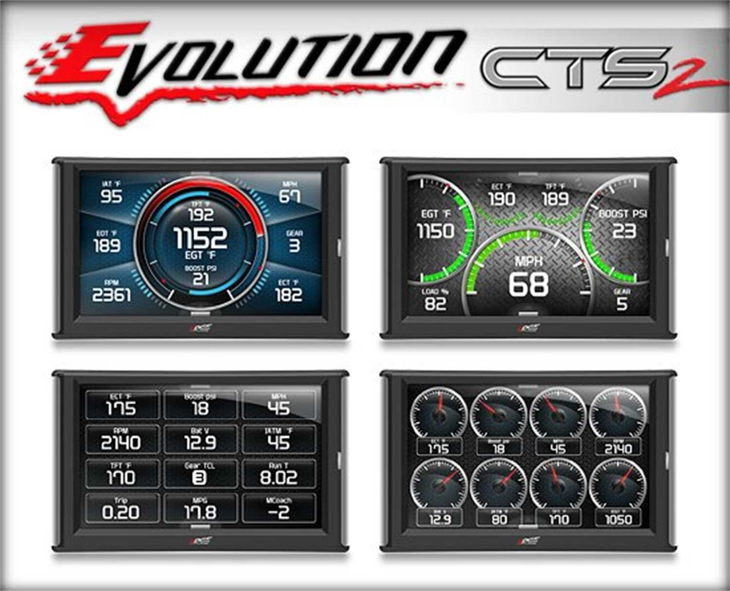 85400 Edge Products CTS2 Diesel Evolution Programmer