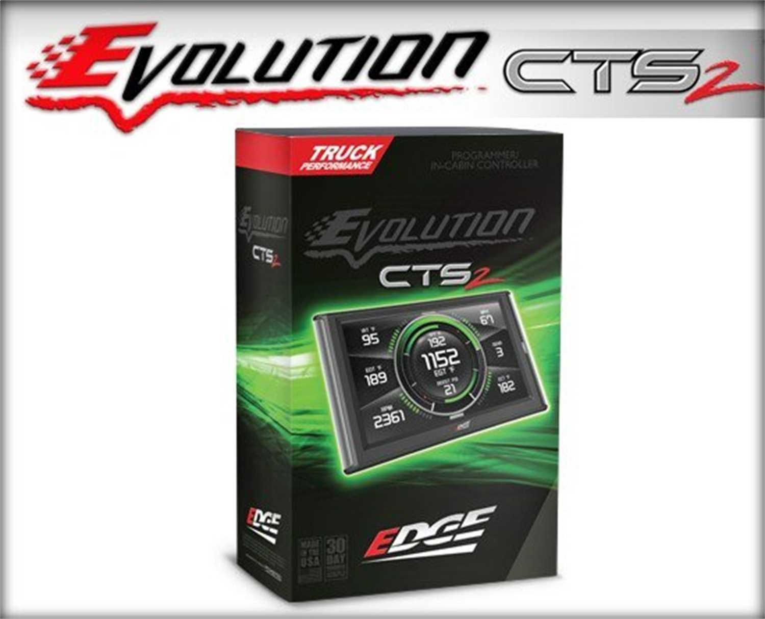 Edge Products CTS2 Gas Evolution Programmer 85450