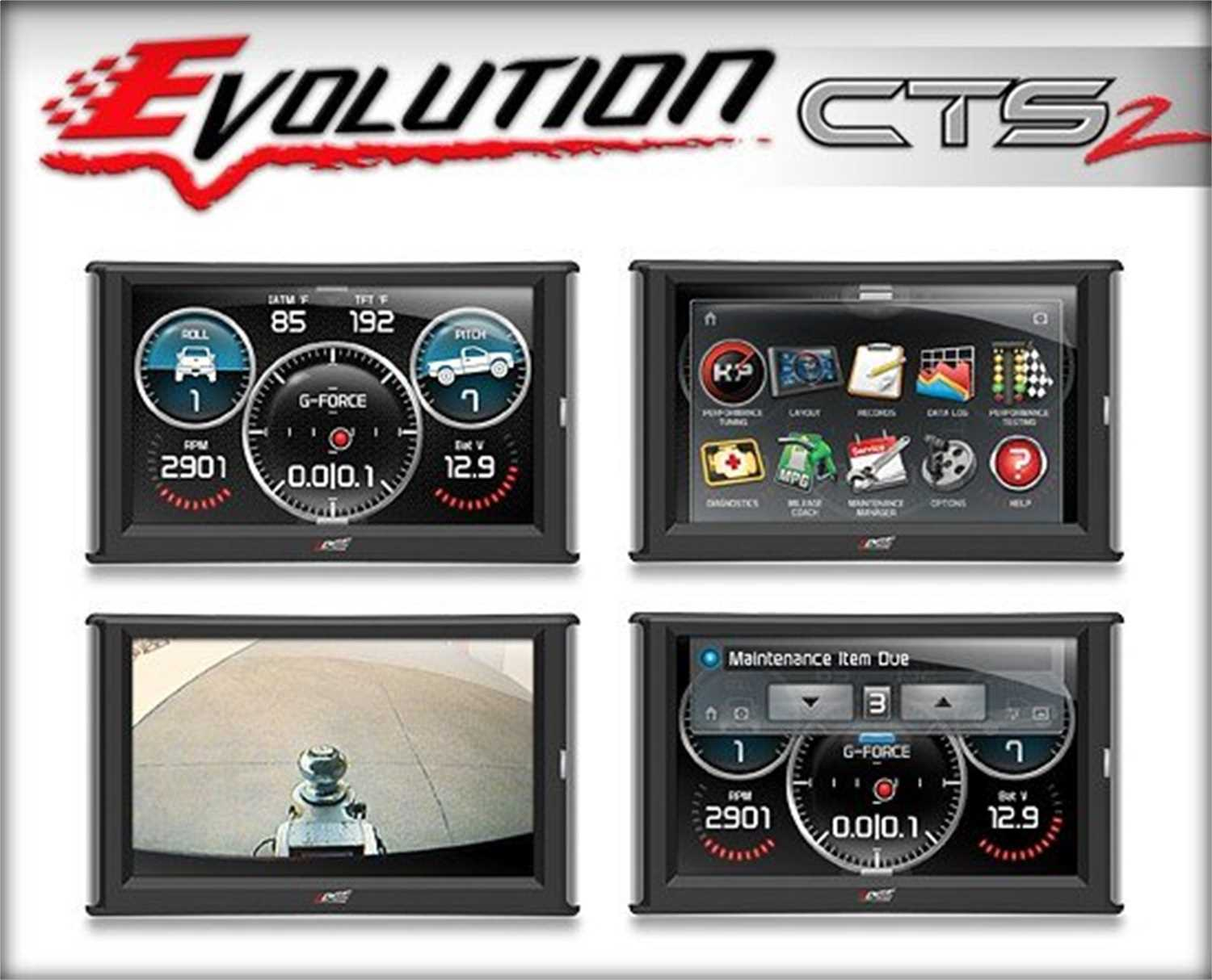 85450 Edge Products CTS2 Gas Evolution Programmer