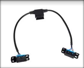 ODBII Pass-Through Splitter Cable