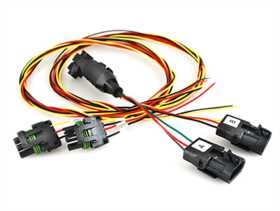 Edge Accessory System Universal Sensor Input