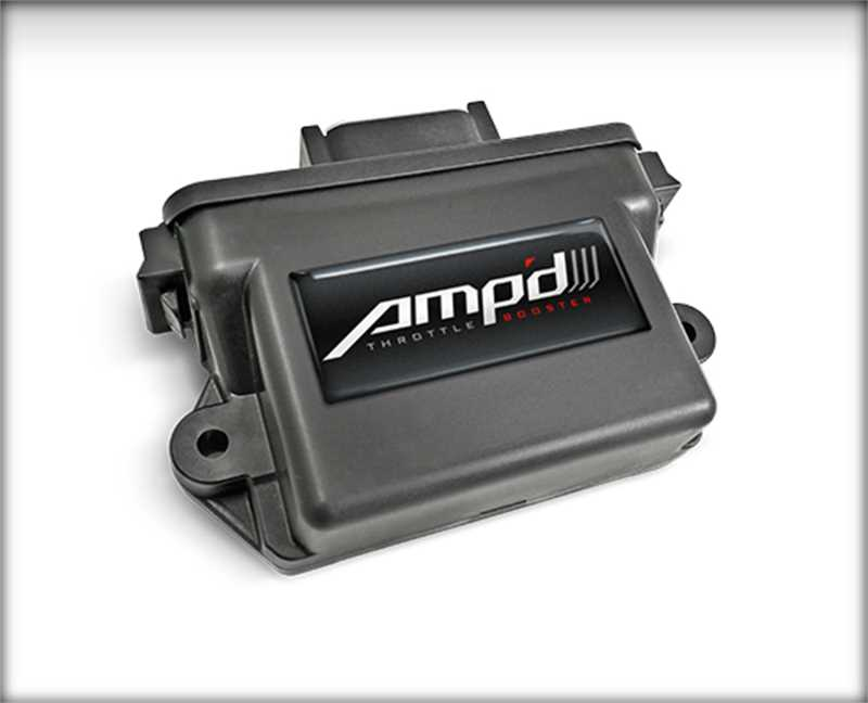 AMPd Throttle Booster 48862