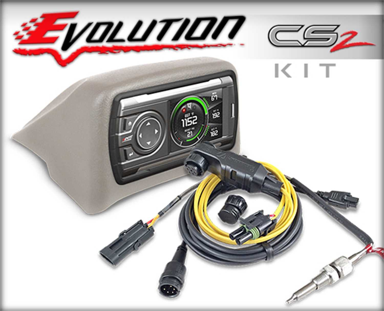 Edge Products CS2 Diesel Evolution Programmer Kit 15001-1