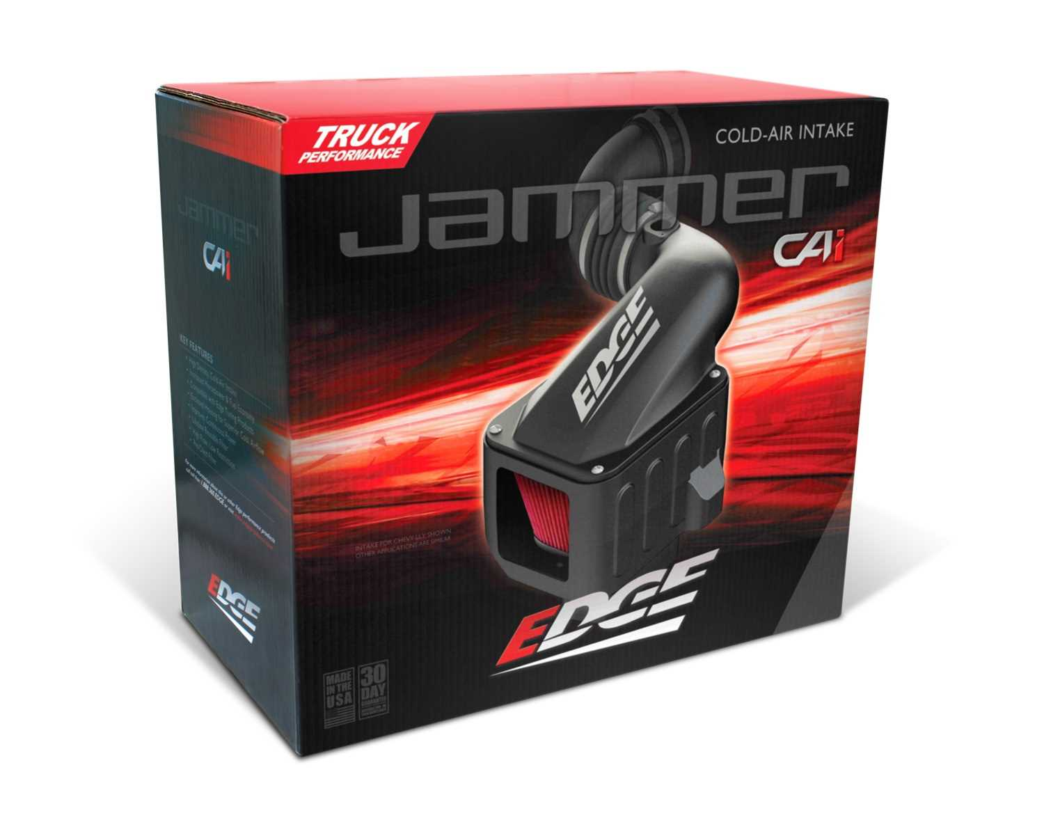 18185 Edge Products Jammer Cold Air Intake