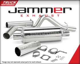 Cat-Back Jammer Exhaust