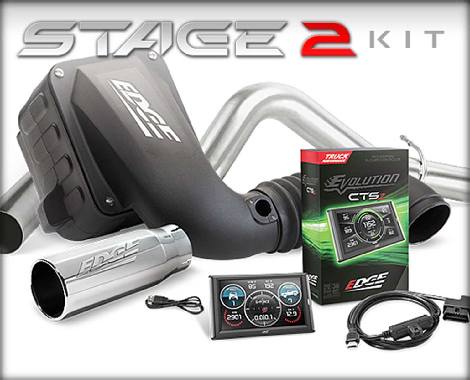 19121 Edge Products Stage 2 Performance Kit
