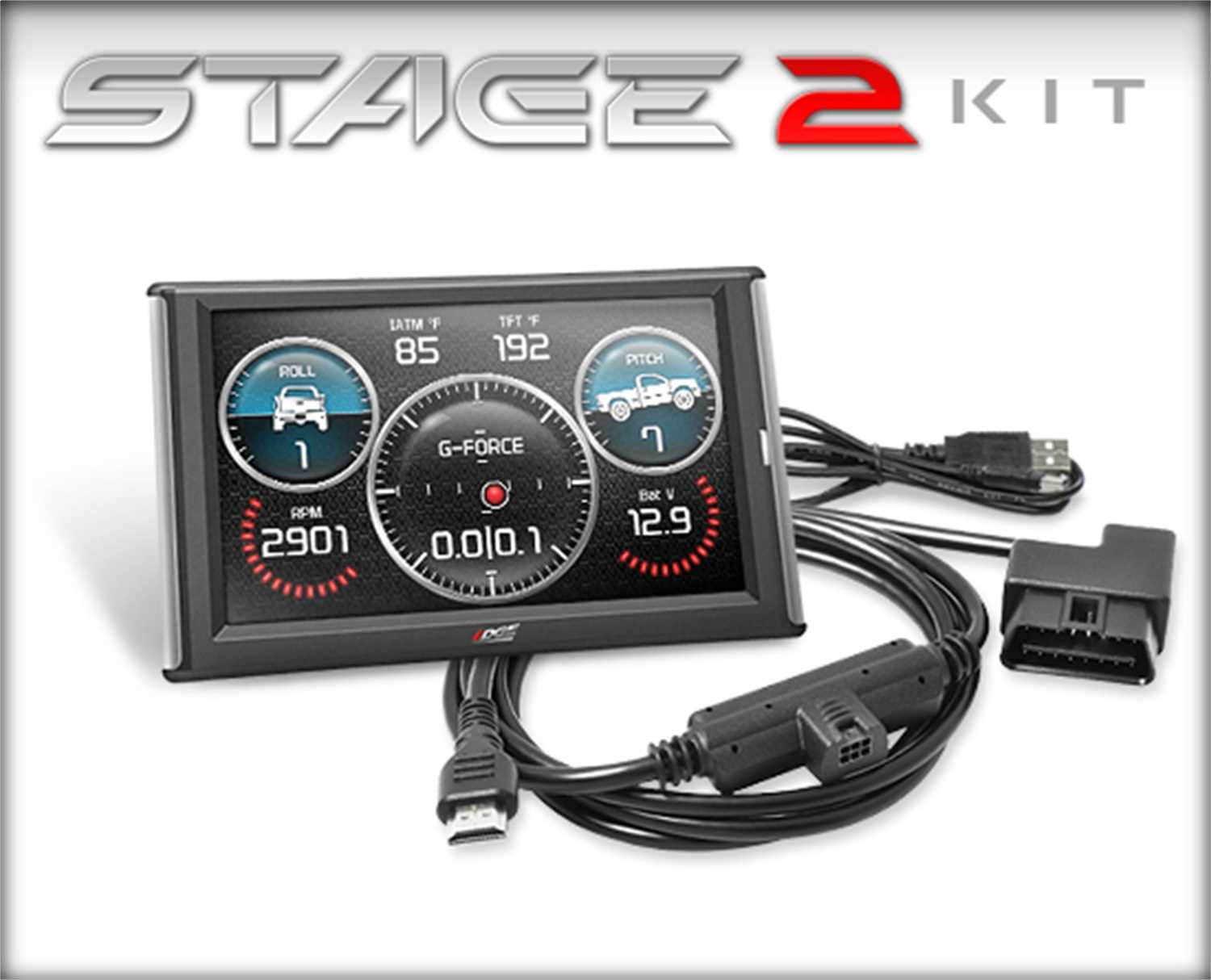 39128 Edge Products Stage 2 Performance Kit
