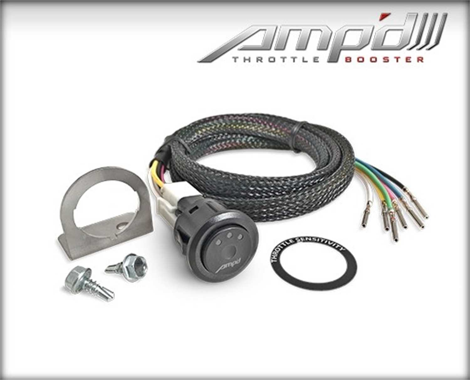 58860 Edge Products AMPd Throttle Booster