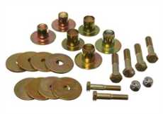 Body Mount Bushing Hardware