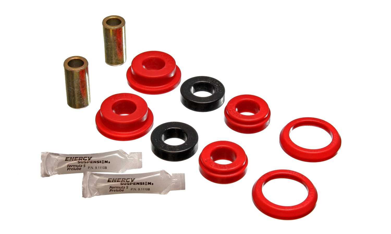 4 3121R Energy Suspension Axle Pivot Bushing Set 4 3121R