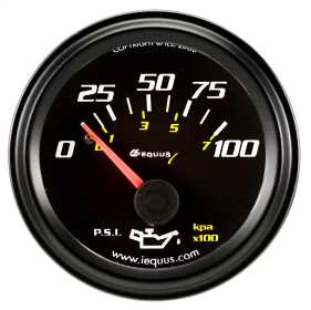 6000 Series Oil Pressure Gauge