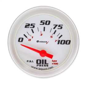 8000 Series Oil Pressure Gauge