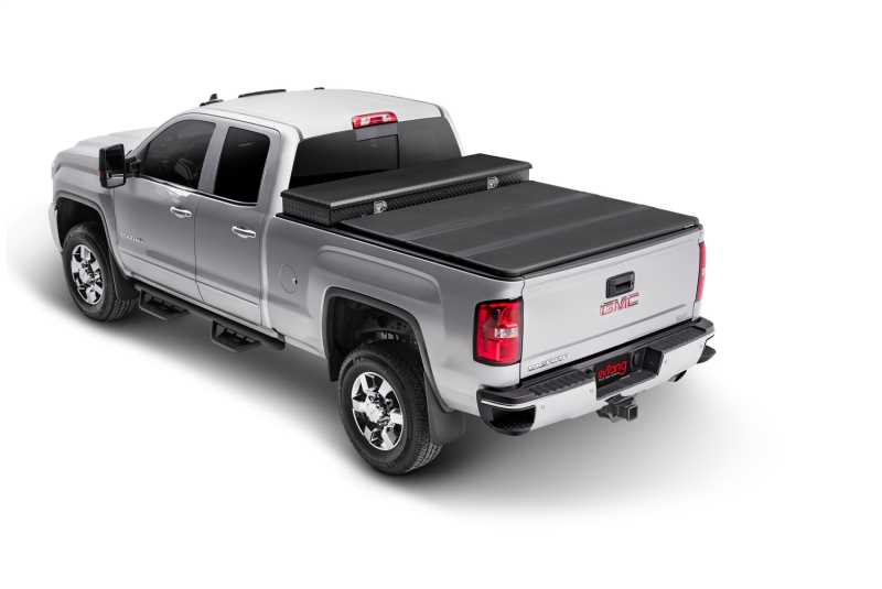 Solid Fold 2.0 Tool Box Tonneau Cover 84940