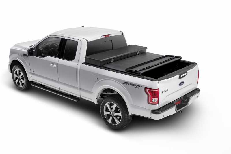 Trifecta Toolbox 2.0 Tonneau Cover 93458