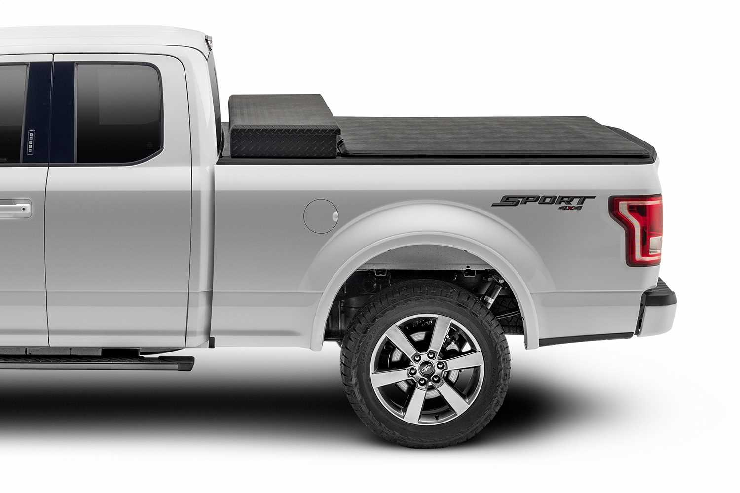 Extang Trifecta Toolbox 2.0 Tonneau Cover 93655