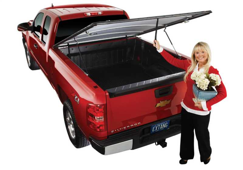 Full Tilt Snapless Tonneau Cover 38710