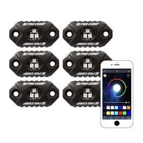 LED Rock Light Kit 76501RGB