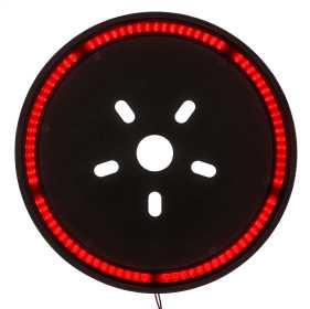 LED Third Brake Light Tire Carrier