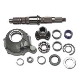 TailShaft Conversion Kit