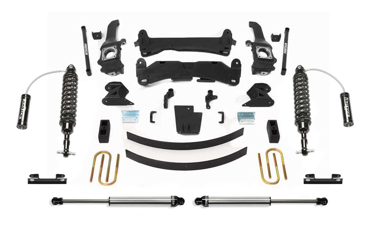 Fabtech Performance Lift System K7039DL K7039DL