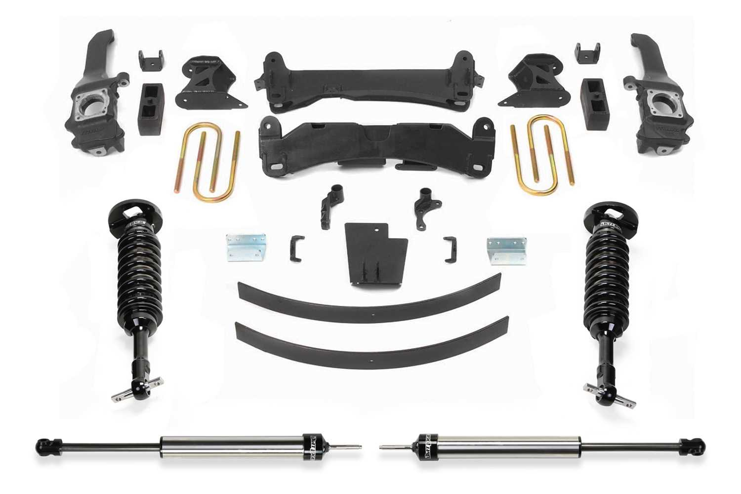 Fabtech Performance Lift System K7048DL K7048DL