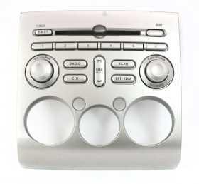 Radio Face Plate Control Panel Bezel