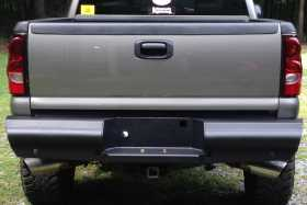 Elite Rear Bumper