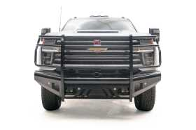 Black Steel Front Ranch Bumper CH20-S4960-1