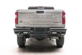 Black Steel Ranch Rear Bumper CH20-T4950-1