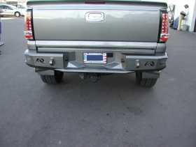Heavy Duty Rear Bumper CH99-W1250-1