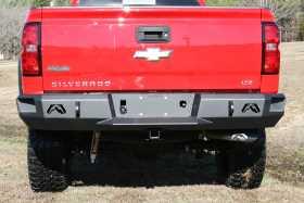Heavy Duty Rear Bumper CS07-W1850-1