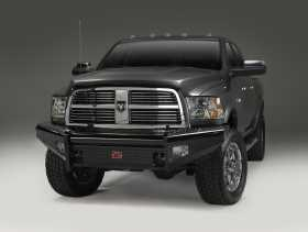 Black Steel Front Ranch Bumper DR06-S1161-1