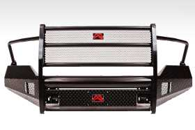 Black Steel Front Bumper DR13-K2960-1