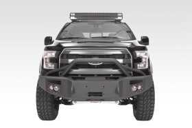 Premium Heavy Duty Winch Front Bumper FF15-H3252-1