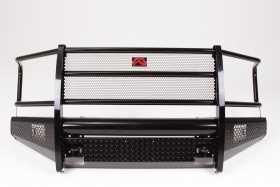 Black Steel Front Bumper FF15-K3250-1