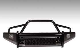 Black Steel Front Bumper FF15-K3252-1