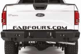 Premium Rear Bumper FF15-W3251-1