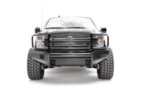 Black Steel Front Bumper FF18-K4560-1