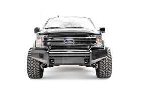 Black Steel Front Bumper FF18-K4561-1