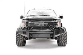 Black Steel Front Bumper FF18-K4562-1