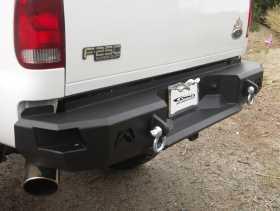 Heavy Duty Rear Bumper FS08-W1350-1
