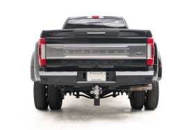 Red Steel Rear Bumper FS17-RT4150-1