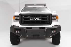 Premium Heavy Duty Winch Front Bumper GS14-F3151-1
