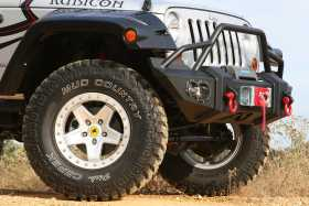 Lifestyle Winch Front Bumper