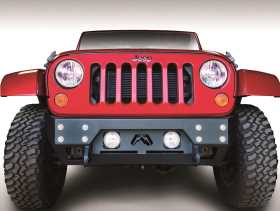 FMJ Stubby Winch Front Bumper