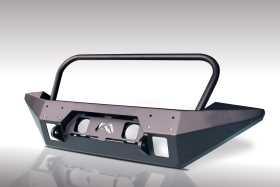 FMJ Full Width Winch Front Bumper JK07-B1858-1