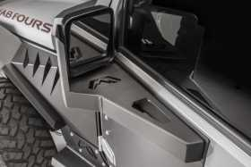 Door Skin Mirror Guard