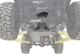 Transmission And Oil Pan Skid Plate